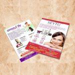 Impresión de Postales (Postcards)-personalizados  4″x 6″