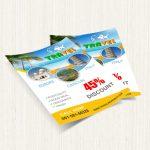 impresion flyers promocionales personalizados imprenta New Jersey