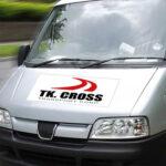 Imanes para vehículos 12″x 24″ magneticos-impresion personalizada  usa